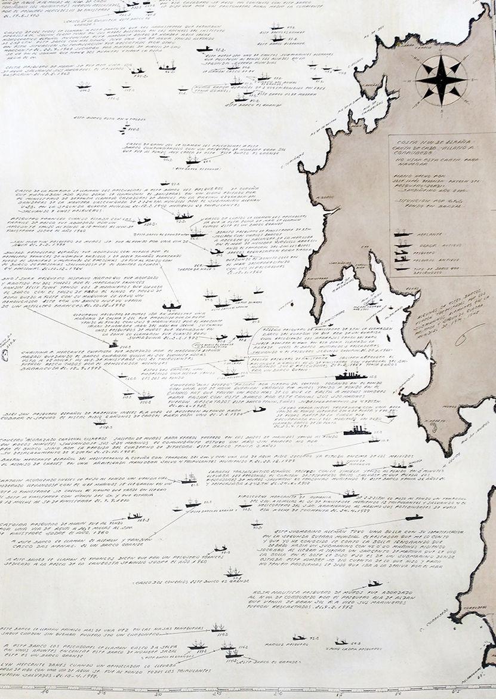Cartografía Continental Fisterra