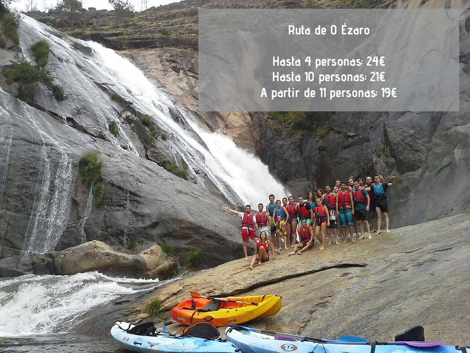 Atlantis Adventure, kayak
