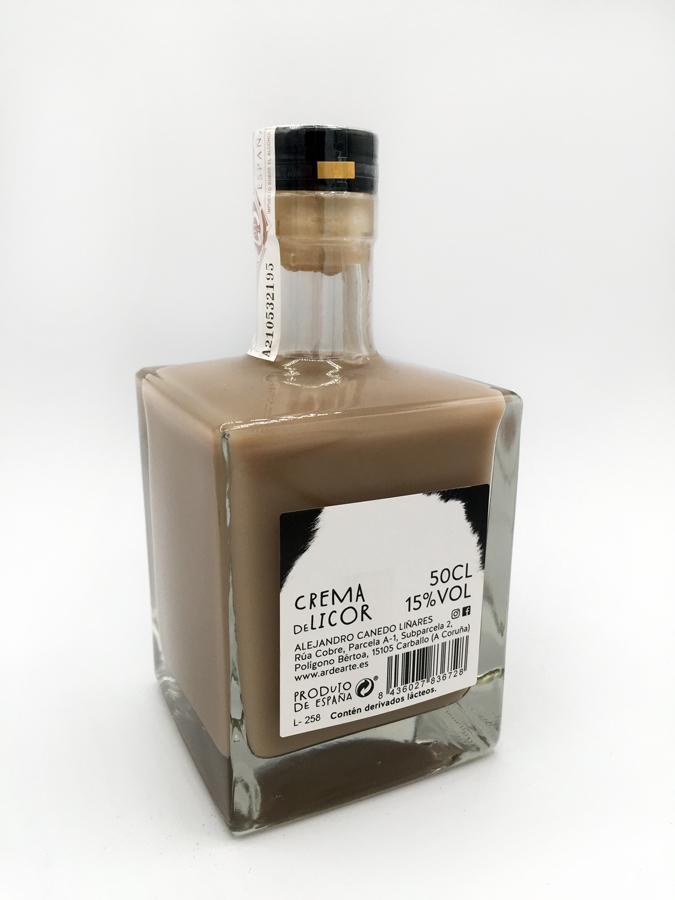 Crema de licor  50cl