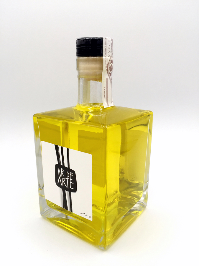 Licor de hierbas, 50cl
