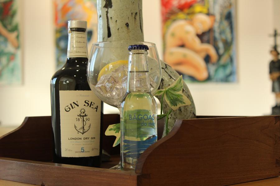 Ginebra Gin Sea