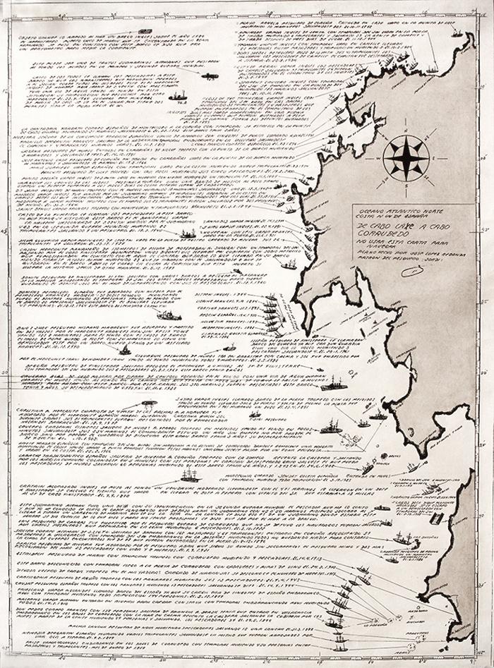 Cartografía Finisterre, Mixta