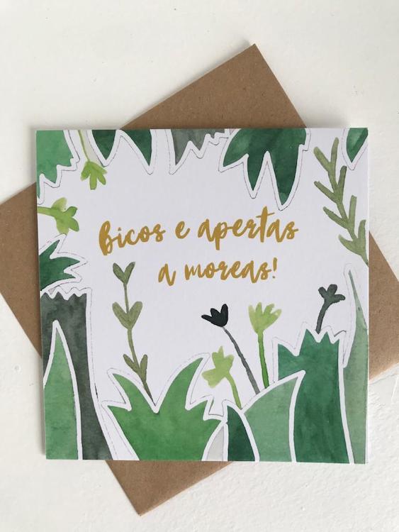 Postal - regalo