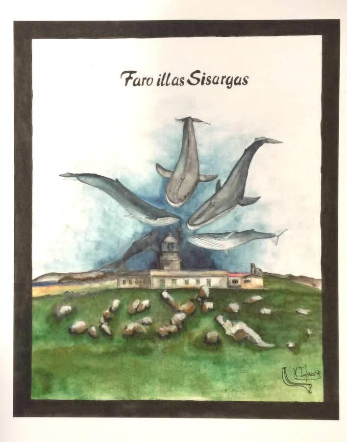 Faro Illas sisargas